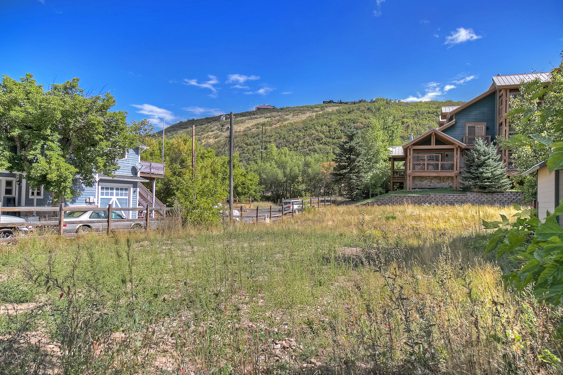 Terreno por un Venta en 3 Lot Development Opportunity 1064 Park Ave Lot 15 & Lot 16 Park City, Utah 84060 Estados Unidos