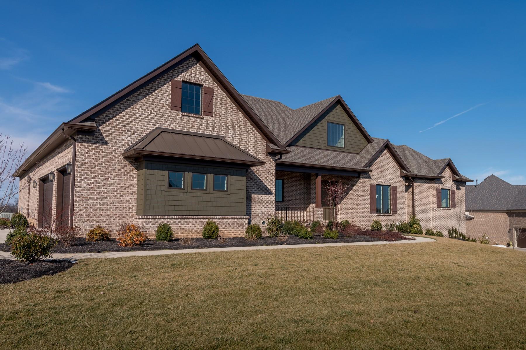 Maison unifamiliale pour l Vente à 206 Keene Manor Circle Nicholasville, Kentucky, 40356 États-Unis