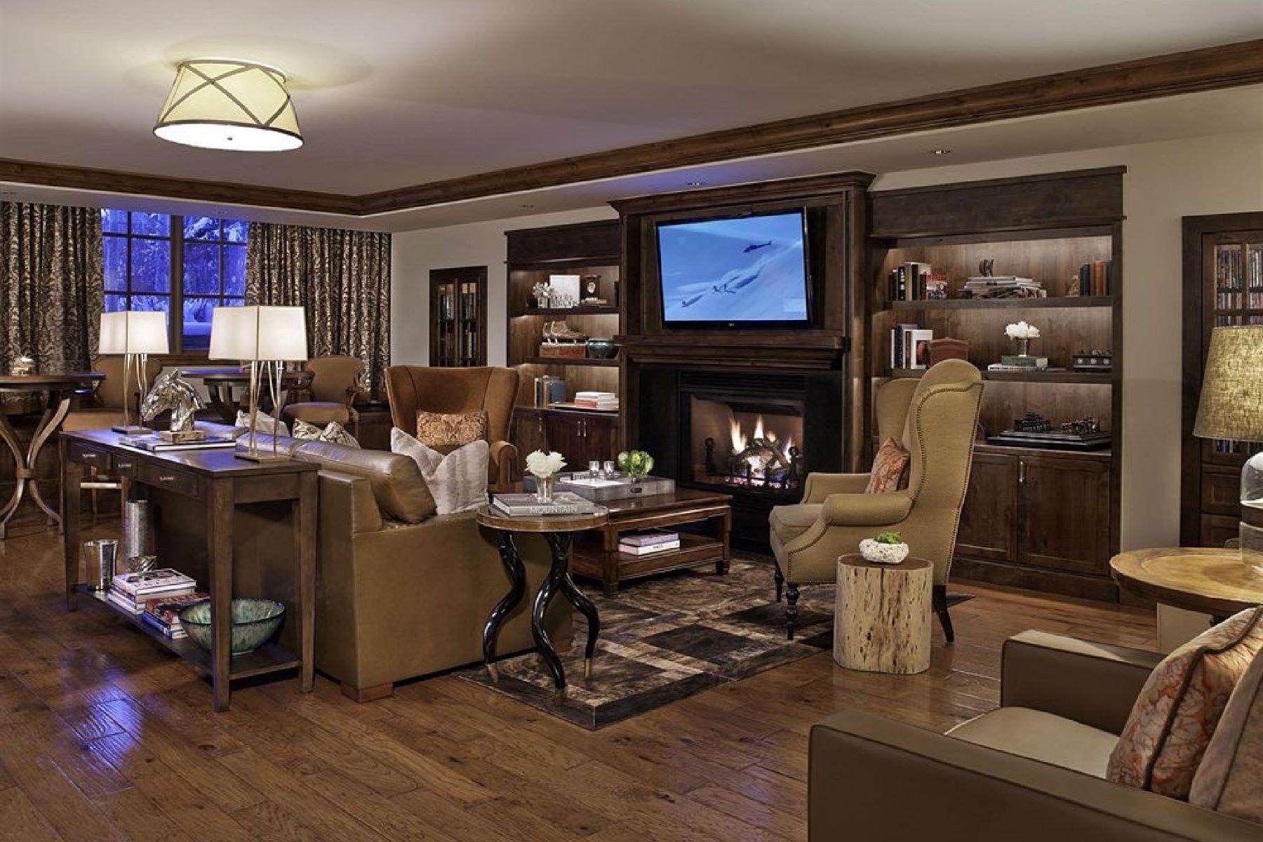 Долевое владение для того Продажа на Chen 315 East Dean Street B-50 Aspen, Колорадо, 81611 Соединенные Штаты