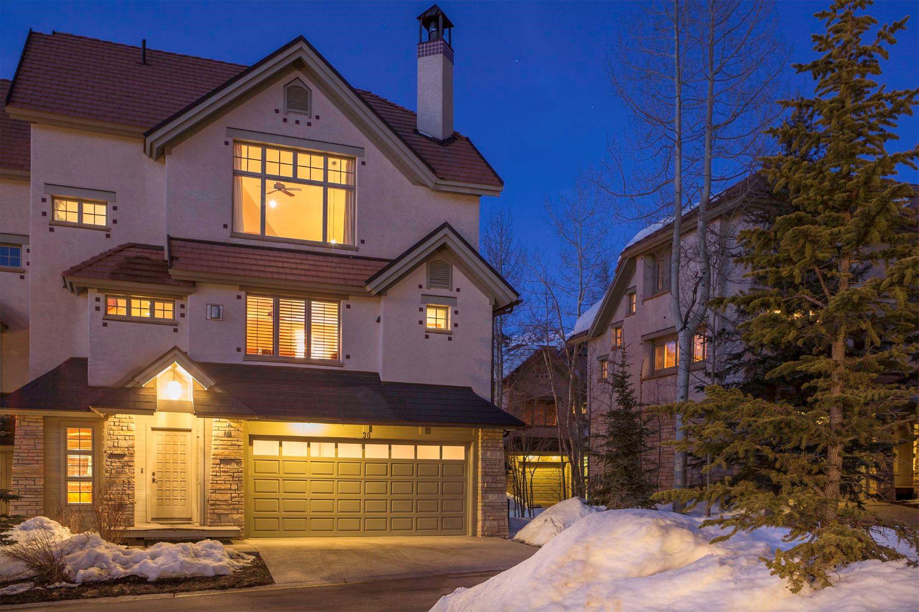 Condominium for Sale at Aspen Ridge 30 110 Aspen Ridge Drive, Unit 30 Telluride, Colorado, 81435 United States
