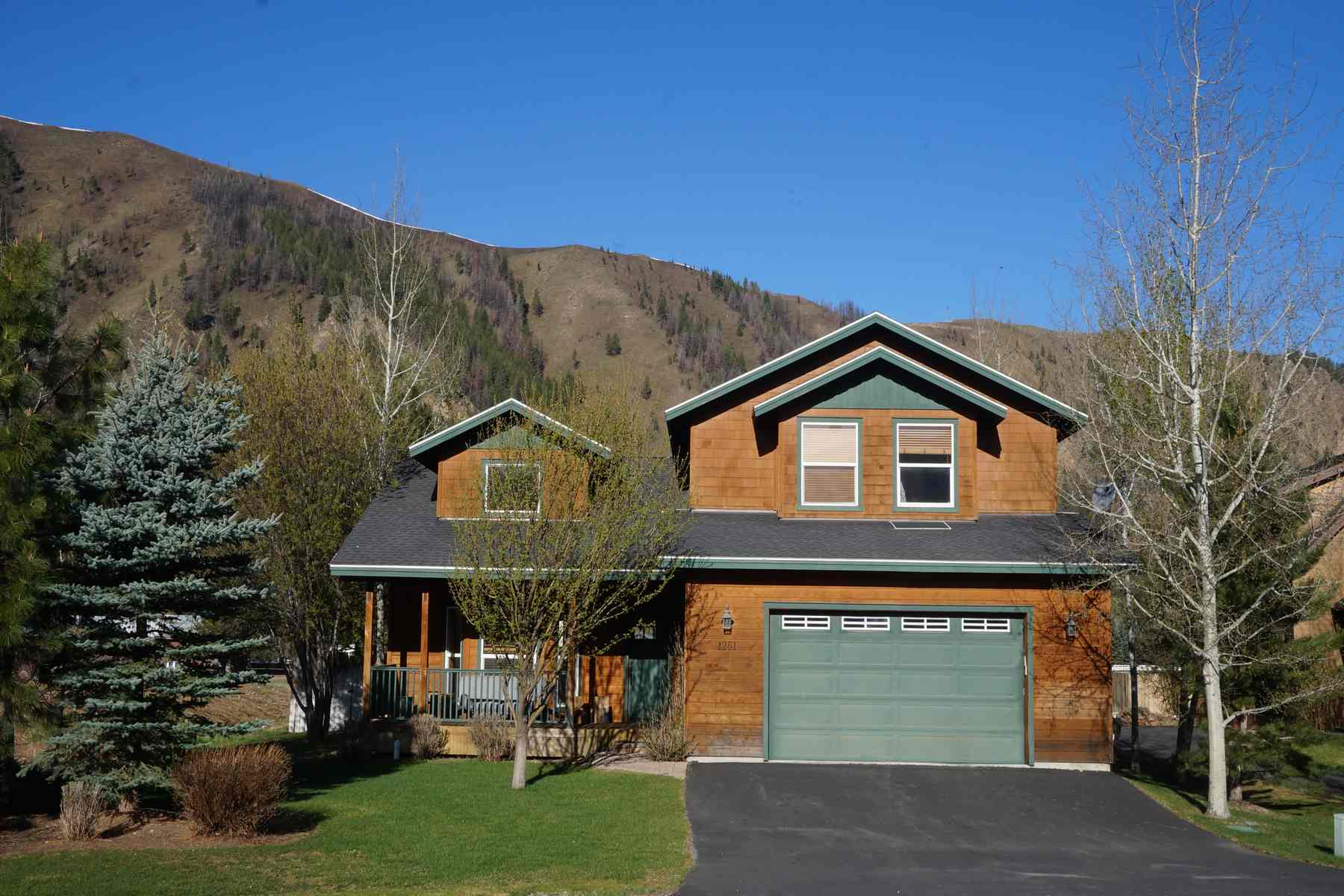 Single Family Home for Sale at Northtidge Craftsman 1261 N. Second Ave Hailey, Idaho 83333 United States