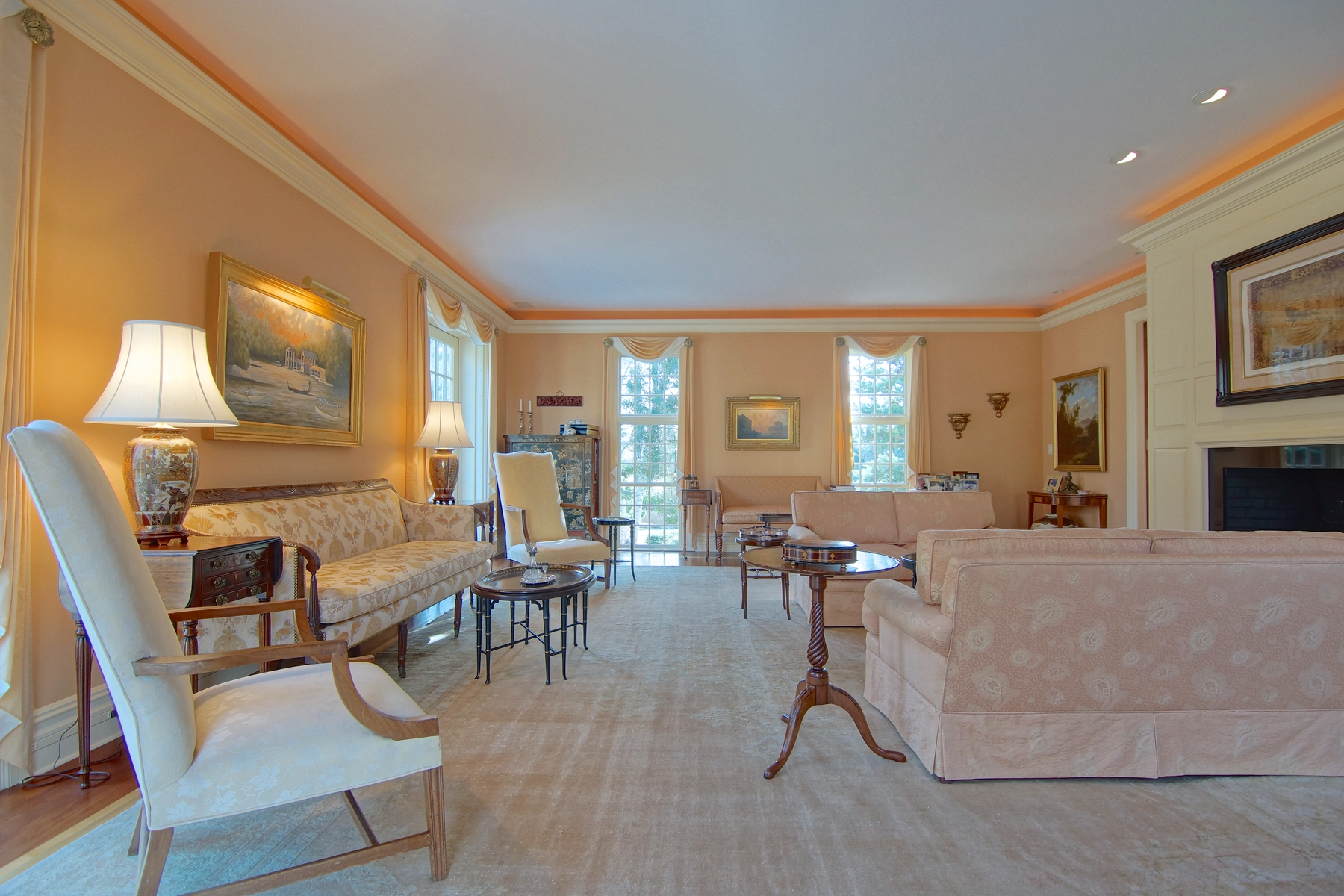 Additional photo for property listing at Overlooking the 12th Green 45 Fairway Drive Rye, New Hampshire 03870 United States