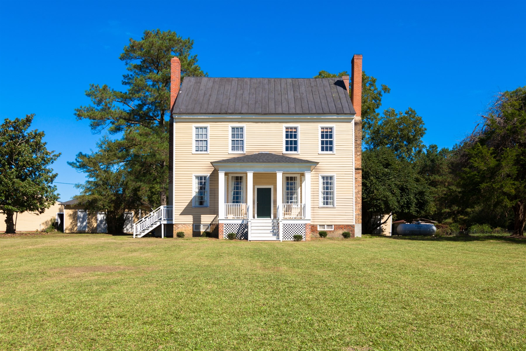 Single Family Home for Sale at Historic Restored Property 784 W Hilliardston Road Nashville, North Carolina 27856 United StatesIn/Around: Chapel Hill, Cary, Raleigh, Durham