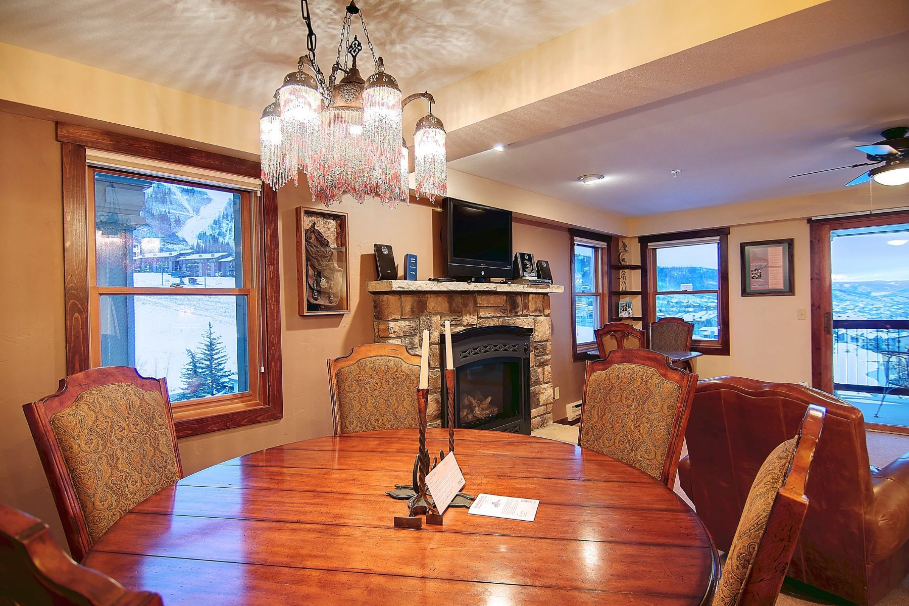 Additional photo for property listing at Torian Plum 1855 Ski Time Square #603 Steamboat Springs, Colorado 80487 United States