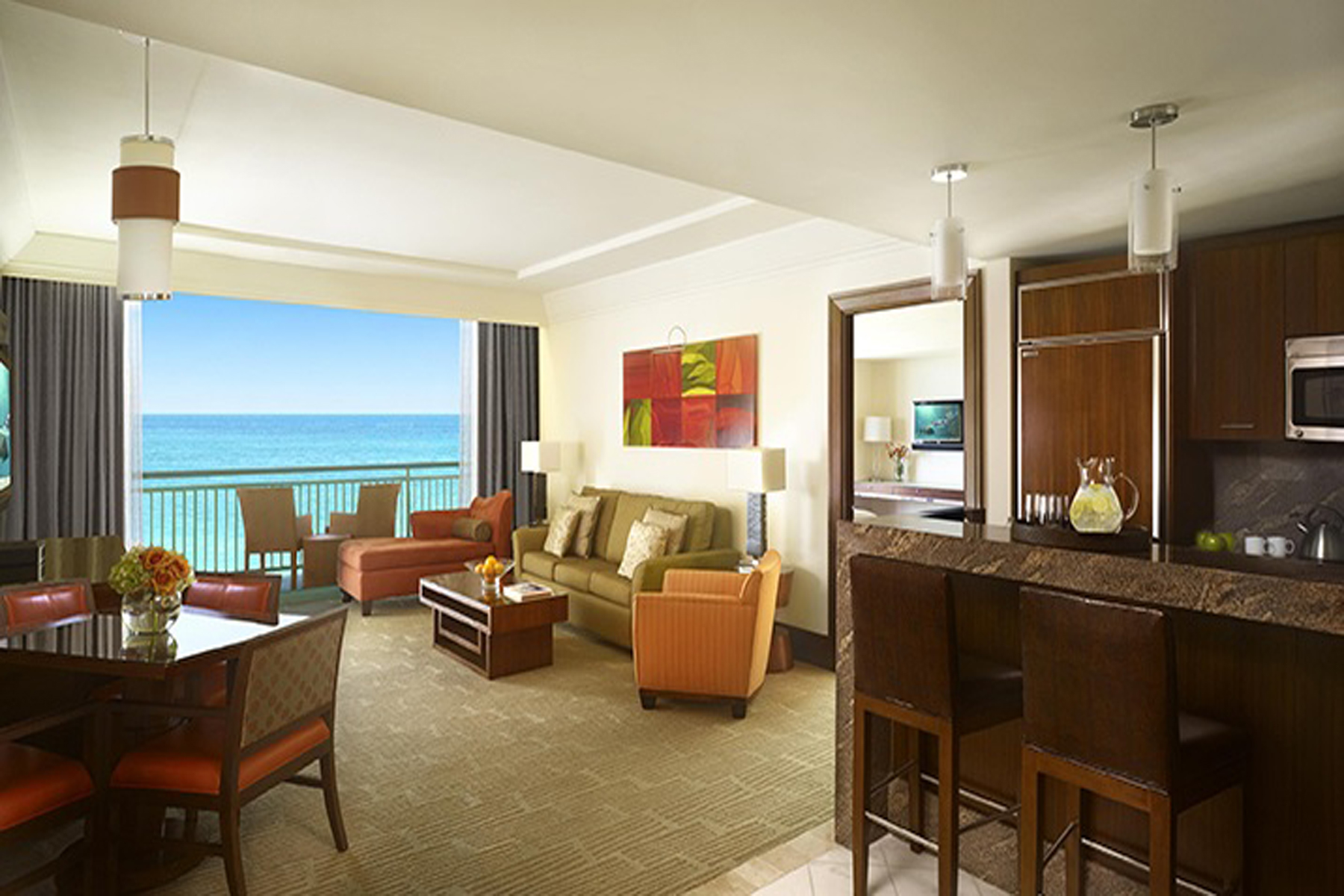 Condominium for Sale at The Reef at Atlantis, 14-906 & 14-908 The Reef At Atlantis, Paradise Island, Nassau And Paradise Island Bahamas