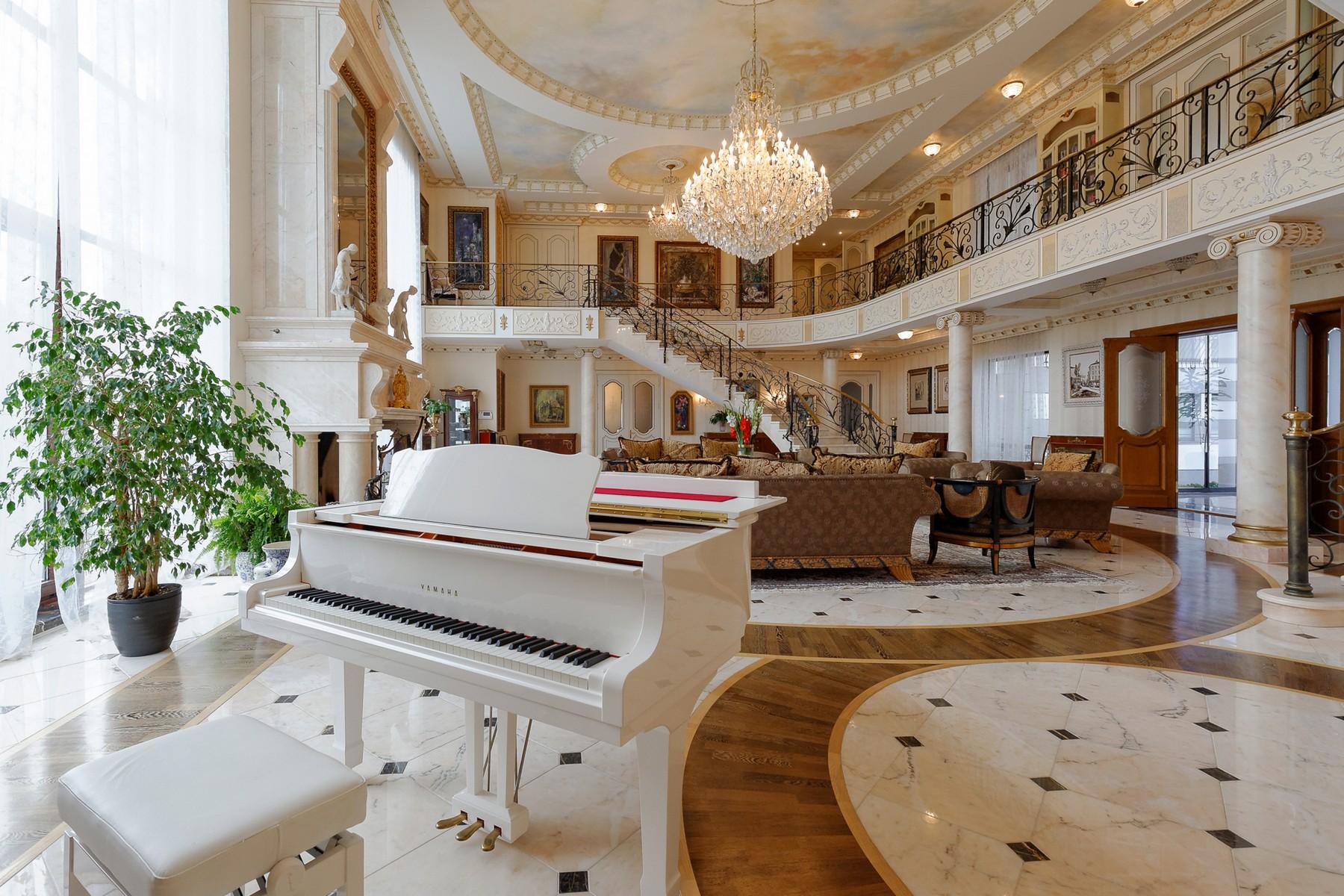 sales property at Luxury residence Villa Margarita in the resort city Jurmala