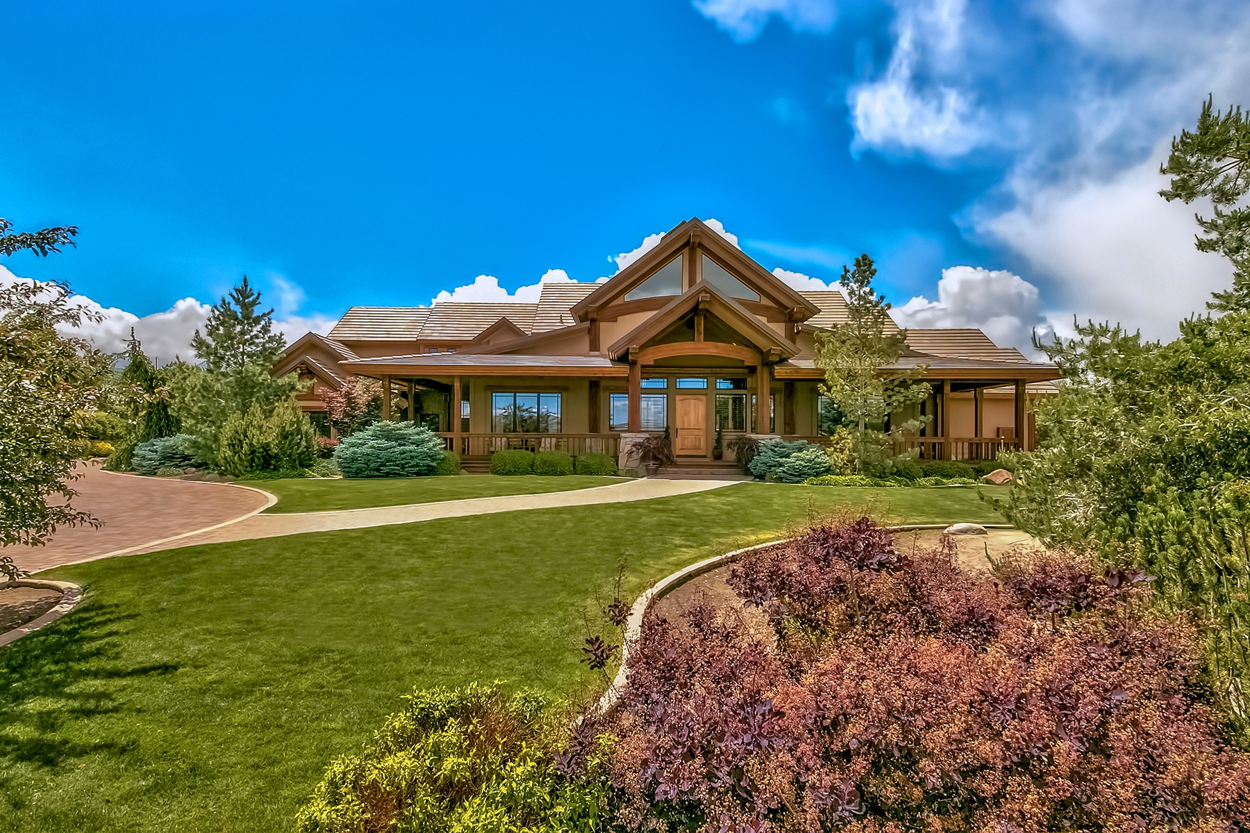 Villa per Vendita alle ore 6060 Rock Creek Court Reno, Nevada, 89511 Lake Tahoe, Stati Uniti