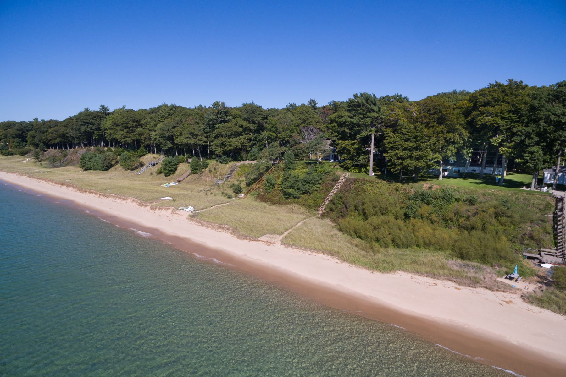 Additional photo for property listing at 90' Of Lake Michigan Frontage 2163 Scenic Drive Muskegon, Michigan 49445 United States