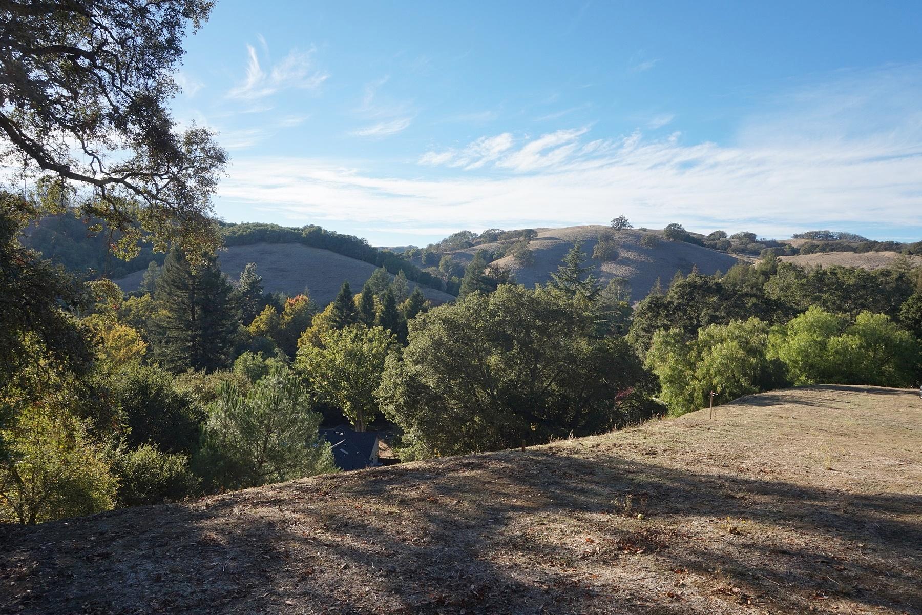 Земля для того Продажа на Private Lot With Whimsical Views 0 Wanda Way Martinez, Калифорния 94553 Соединенные Штаты