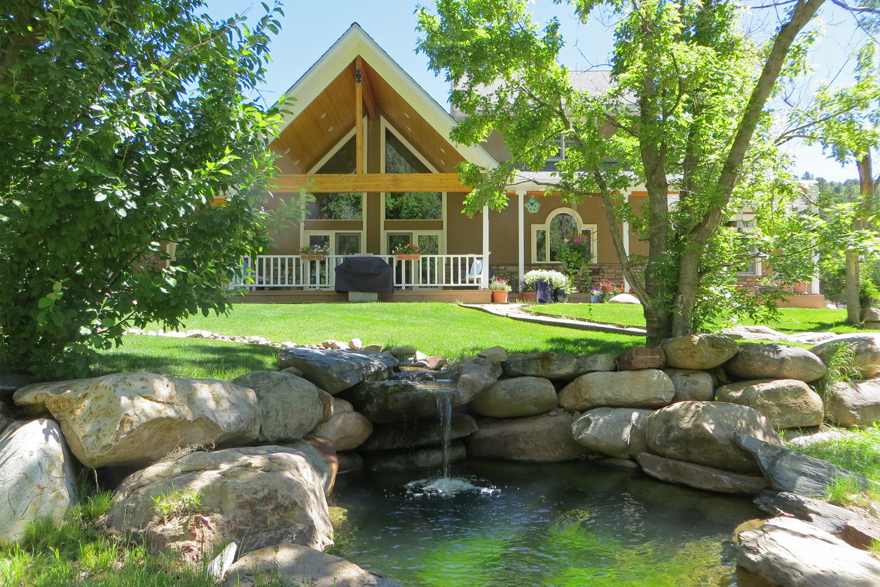 Additional photo for property listing at Wildwood Estate 303 CR 204 Durango, Colorado 81301 United States