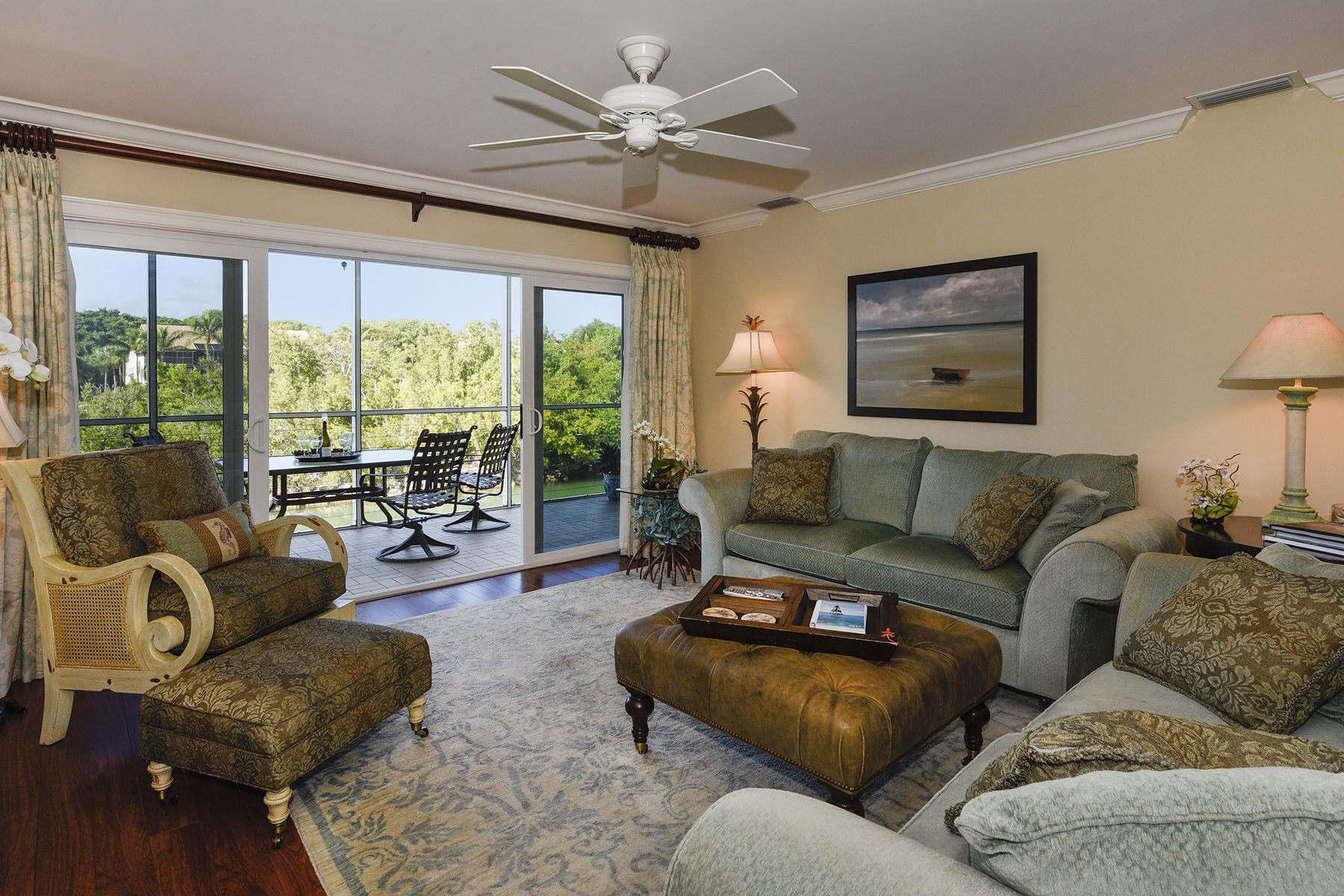 Condominio por un Venta en Waterfront Condominium at Ocean Reef 9 Landings, Unit A Key Largo, Florida 33037 Estados Unidos