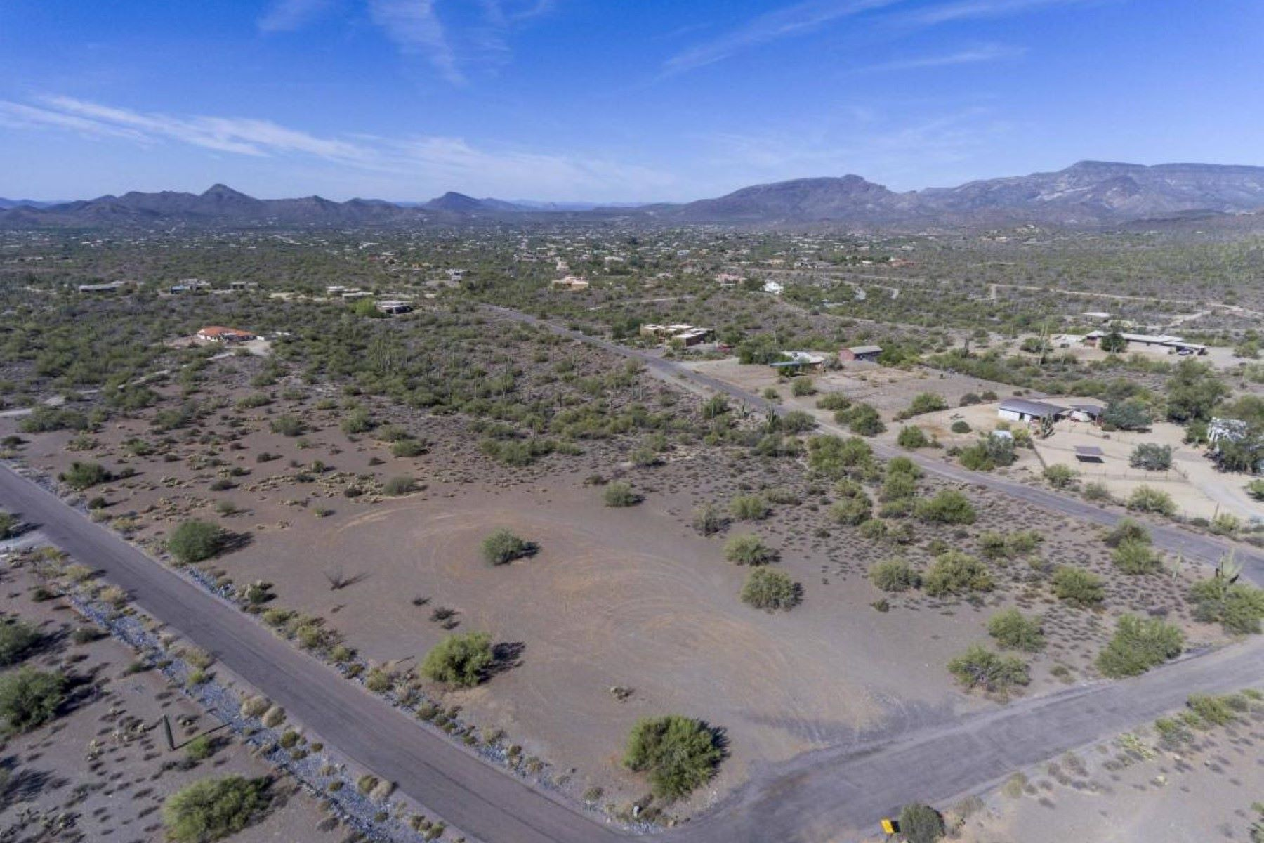 Land for Sale at Ten Acre Parcel in Beautiful Cave Creek 7700 E Grapevine Rd Cave Creek, Arizona, 85331 United States