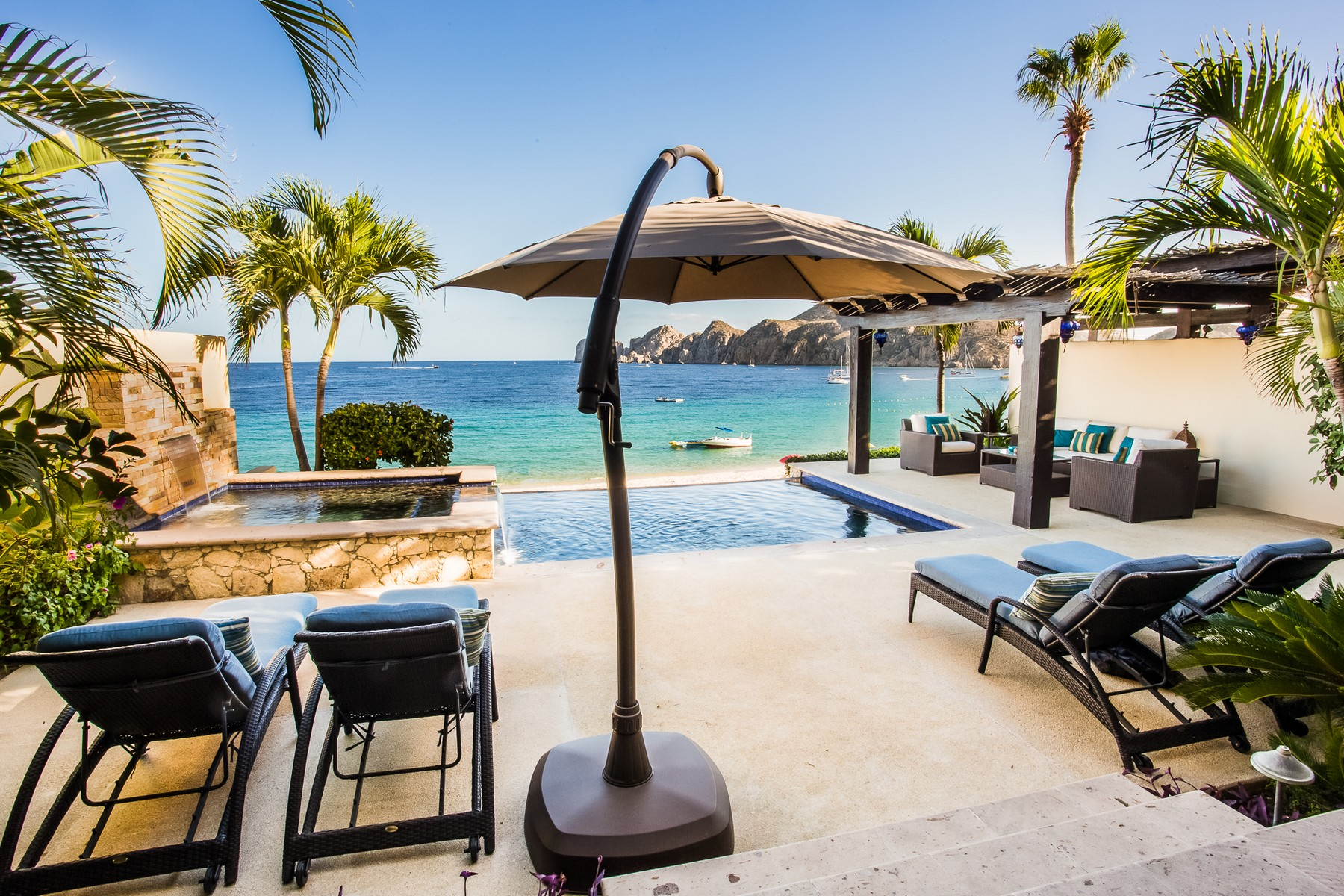 Additional photo for property listing at Villa Amanda Cabo San Lucas, Baja California Sur México