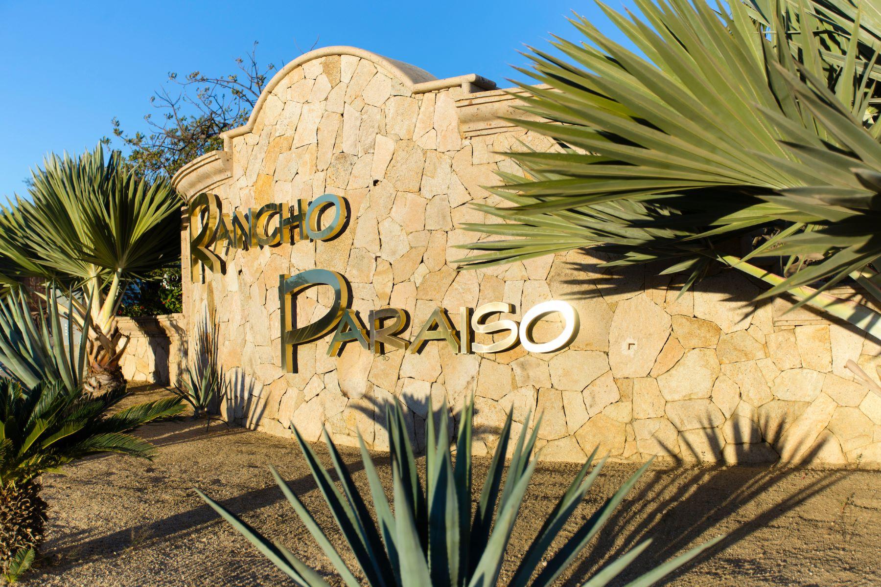 Additional photo for property listing at Rancho Paraiso Heights E-13 Cabo San Lucas, Baja California Sur México