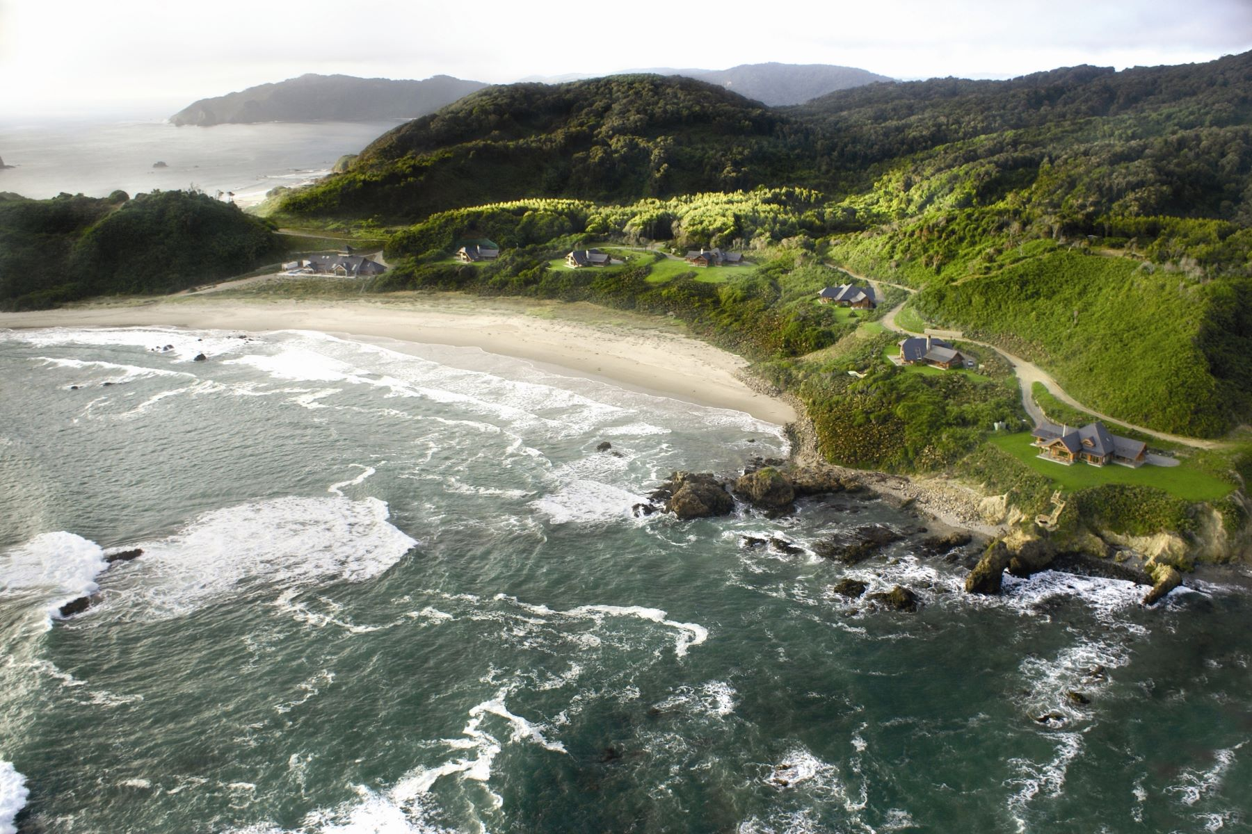 Ferme / Ranch / Plantation pour l Vente à The Cliffs Preserve - Eco Luxury Paradise Los Muermos, Puerto Montt, Los Lagos Chili