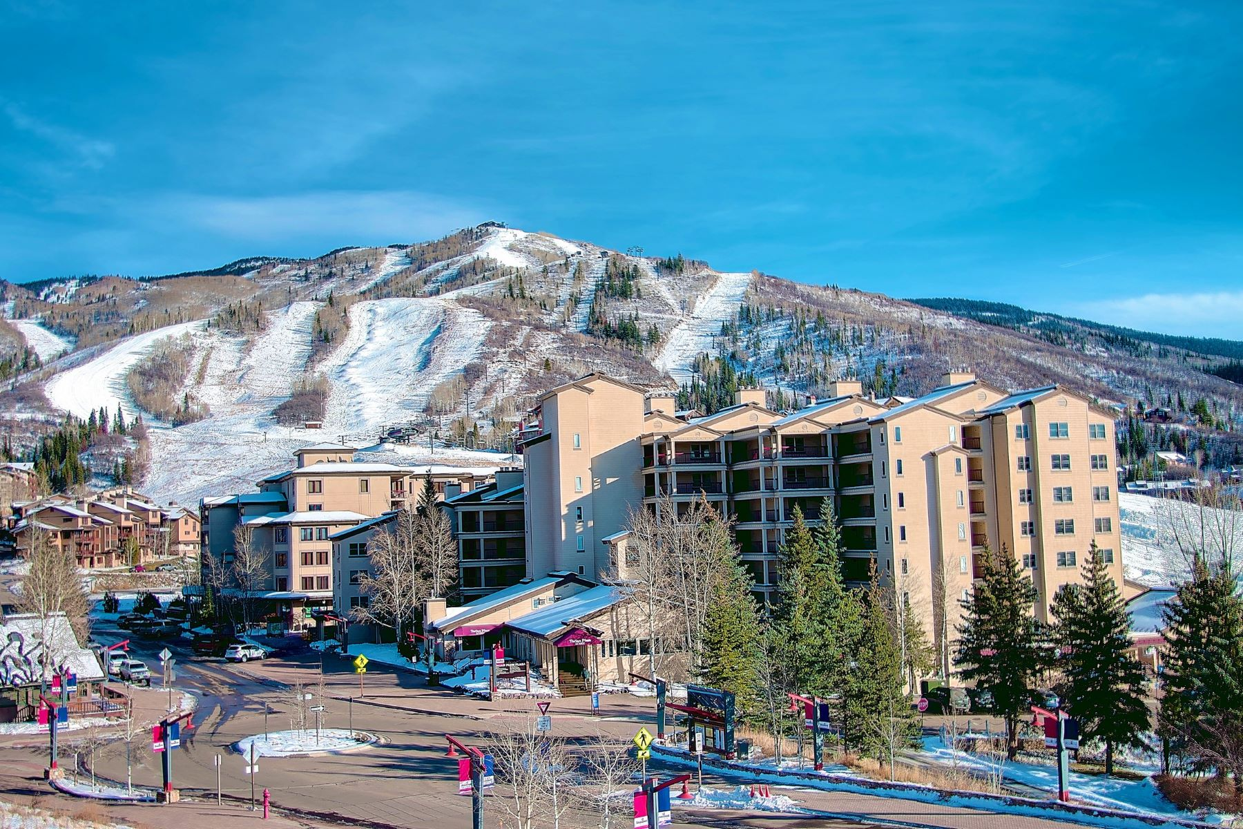 Condominio por un Venta en Torian Plum 1855 Ski Time Square #603 Steamboat Springs, Colorado 80487 Estados Unidos