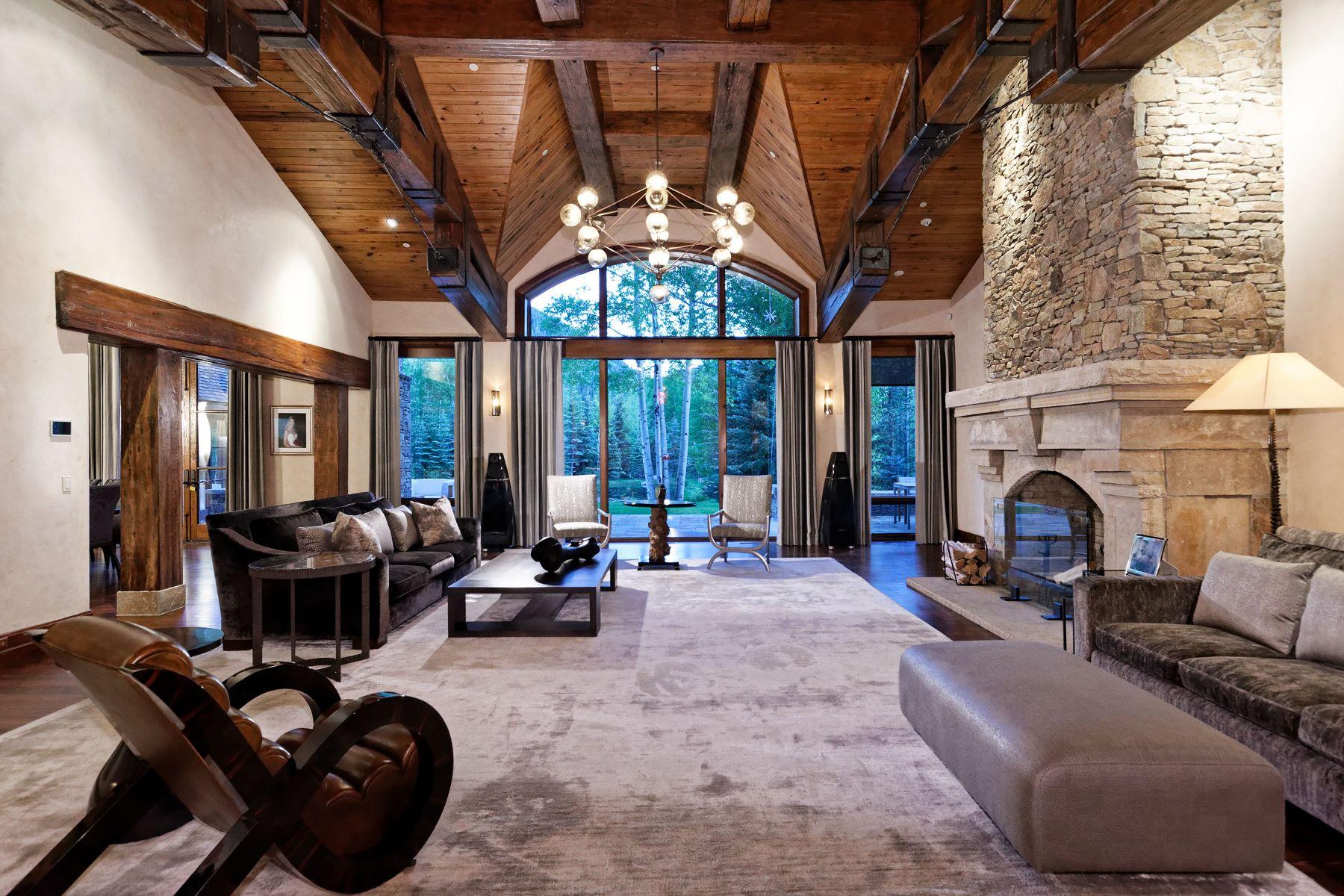 Additional photo for property listing at Aspen Highlands Estate 36 Glen Garry Drive Aspen, Colorado 81611 United States
