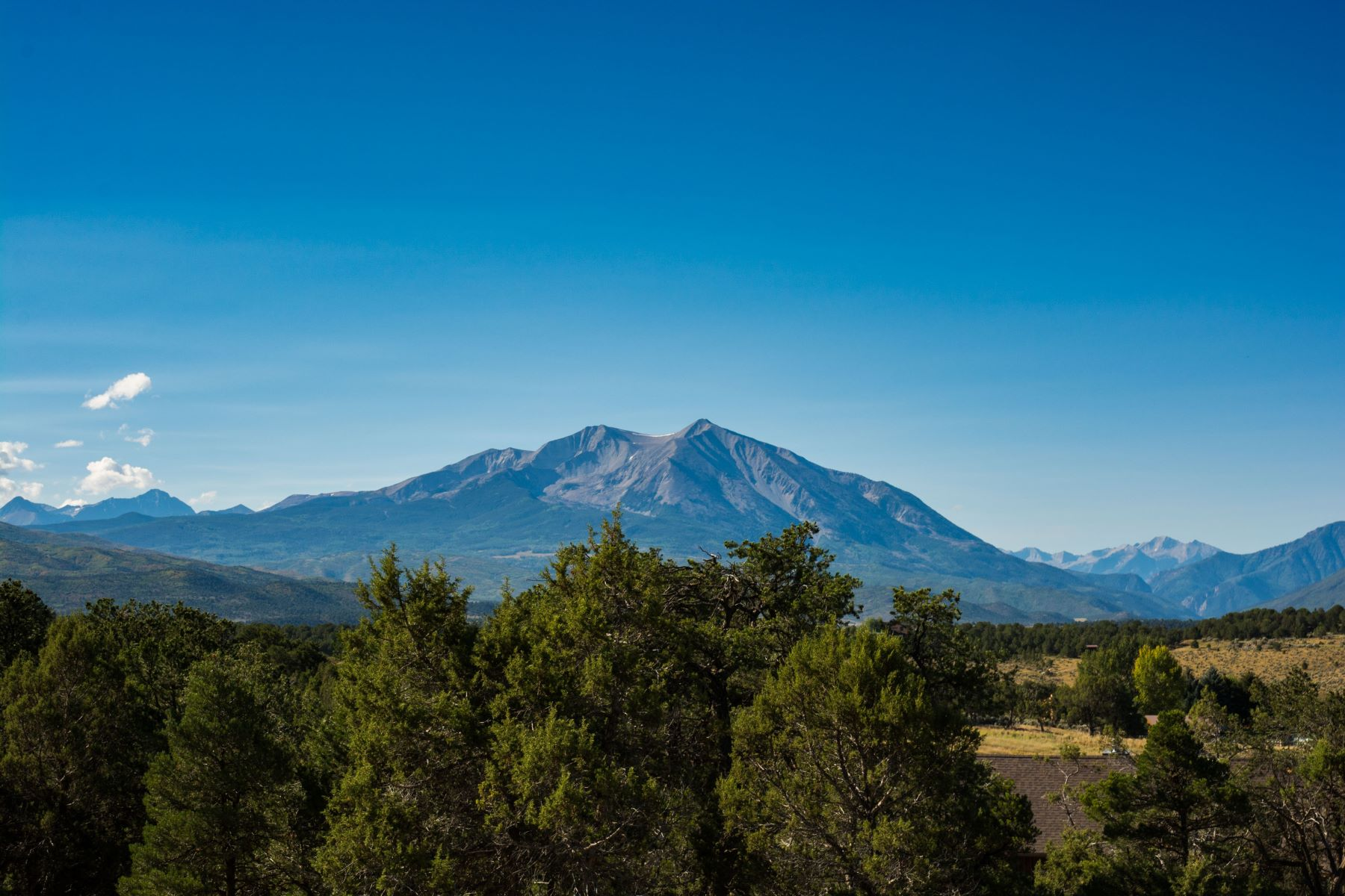 Land for Sale at Beautiful and Private Homesite TBD Sopris Lane, Lot 13 Carbondale, Colorado, 81623 United States