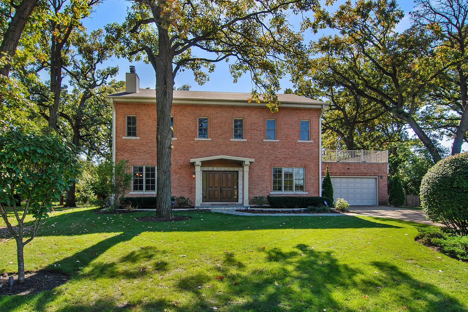 Maison unifamiliale pour l Vente à 39 Woodside Oak Brook, Illinois, 60523 États-Unis