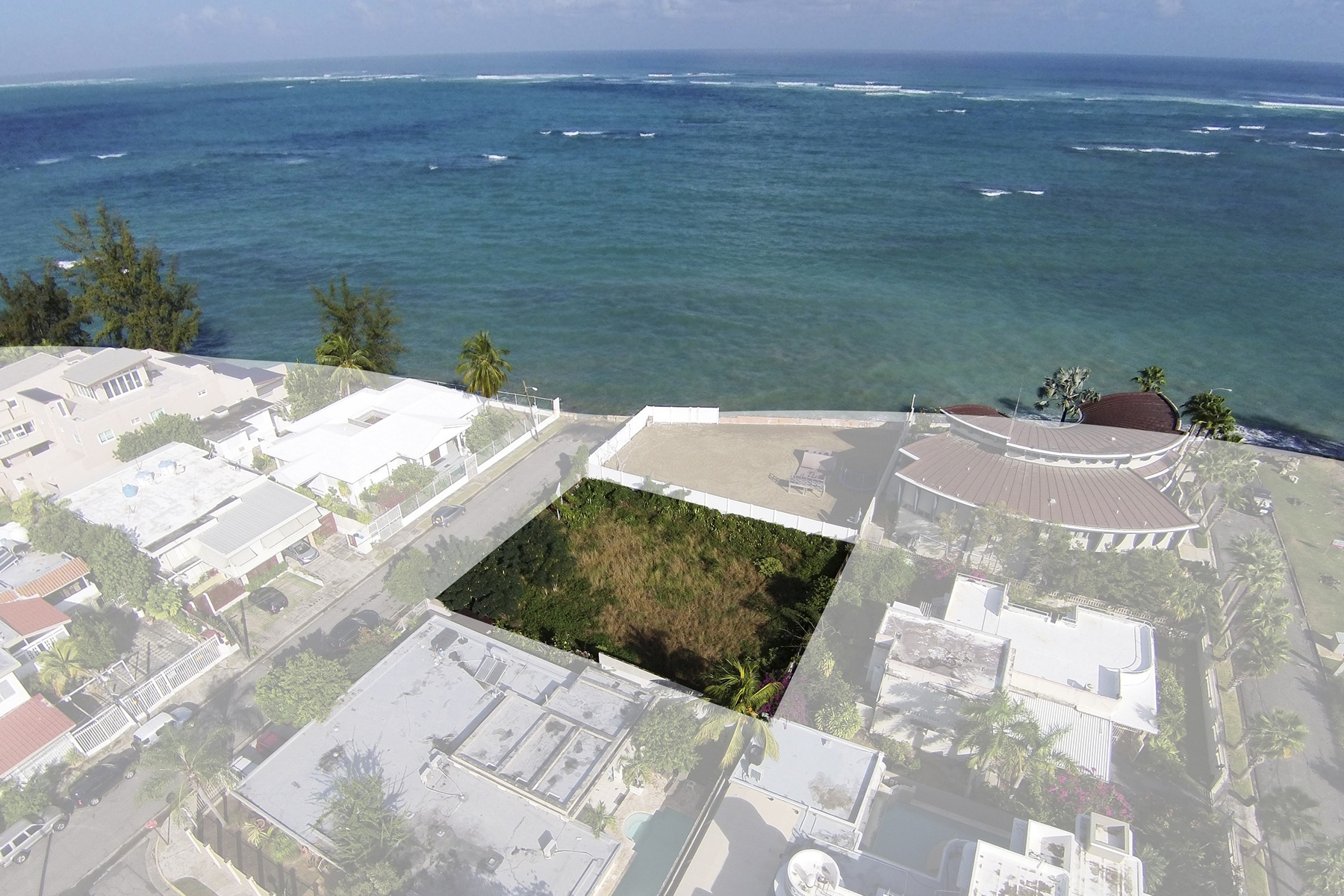 Additional photo for property listing at Architect Ready Lot, Punta Las Marias 3 Calle Caoba San Juan, Puerto Rico 00913 Πουερτο Ρικο