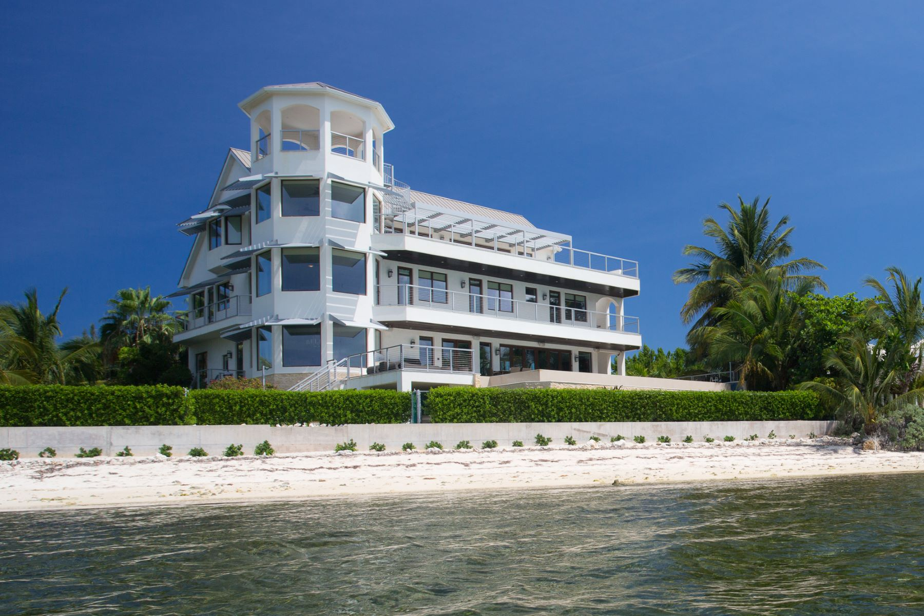 Vivienda unifamiliar por un Venta en Barco a la Vista 800 South Sound Road South Sound, Gran Caimán CARIBBEAN Islas Caimán
