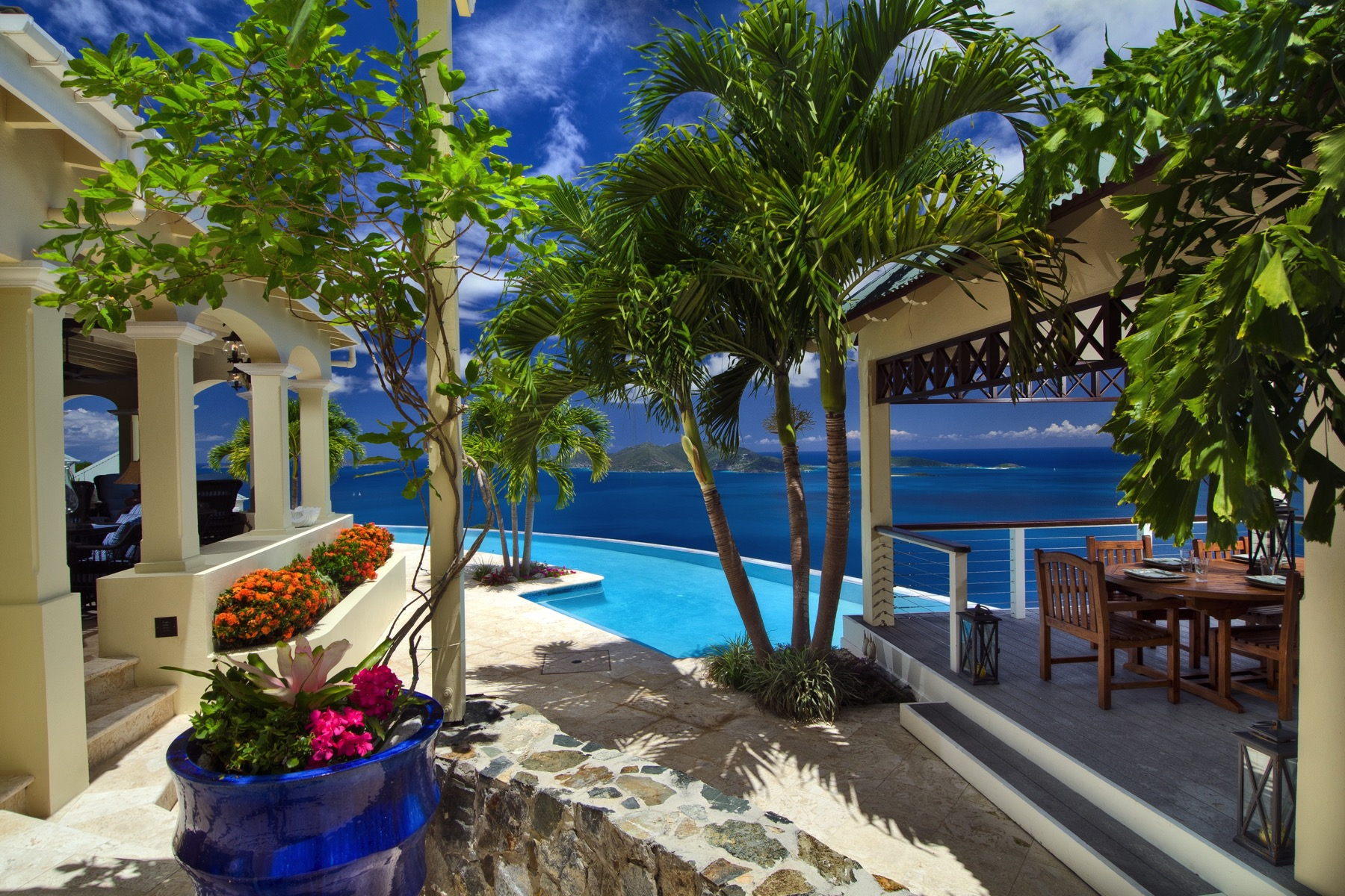 واحد منزل الأسرة للـ Sale في Celestial House Long Bay, Tortola British Virgin Islands