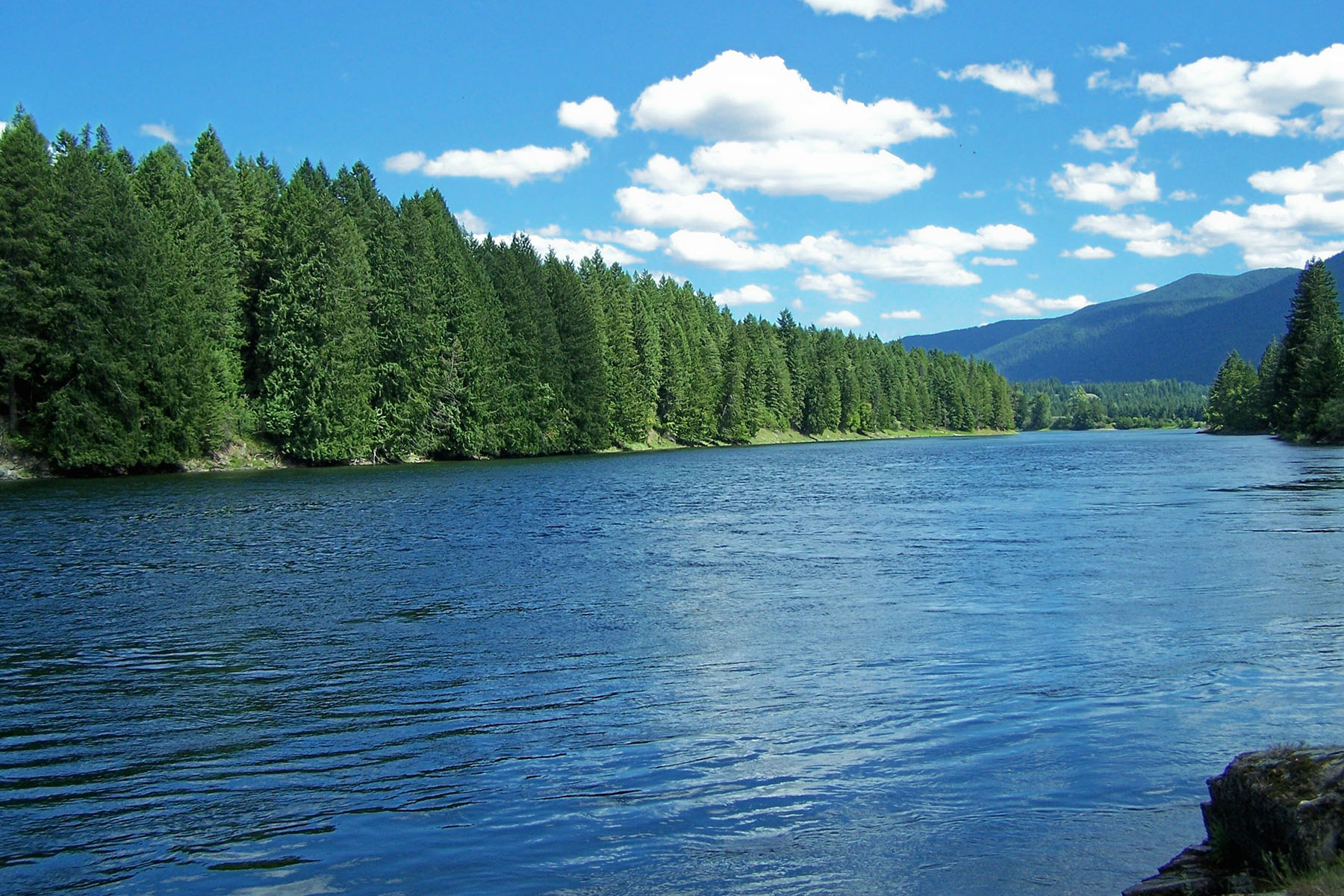 Land for Sale at River Front Ranch Land 59150 HWY 200 Clark Fork, Idaho, 83811 United States