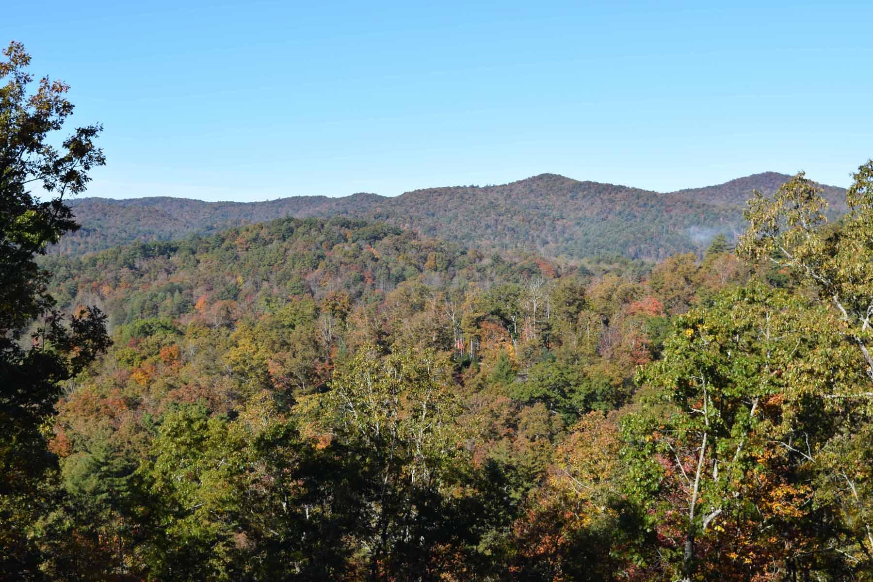 独户住宅 为 销售 在 Upscale, Eco-Friendly Mountainside Cottage 0 Canaan Valley Road Lot A Suches, 乔治亚州, 30572 美国