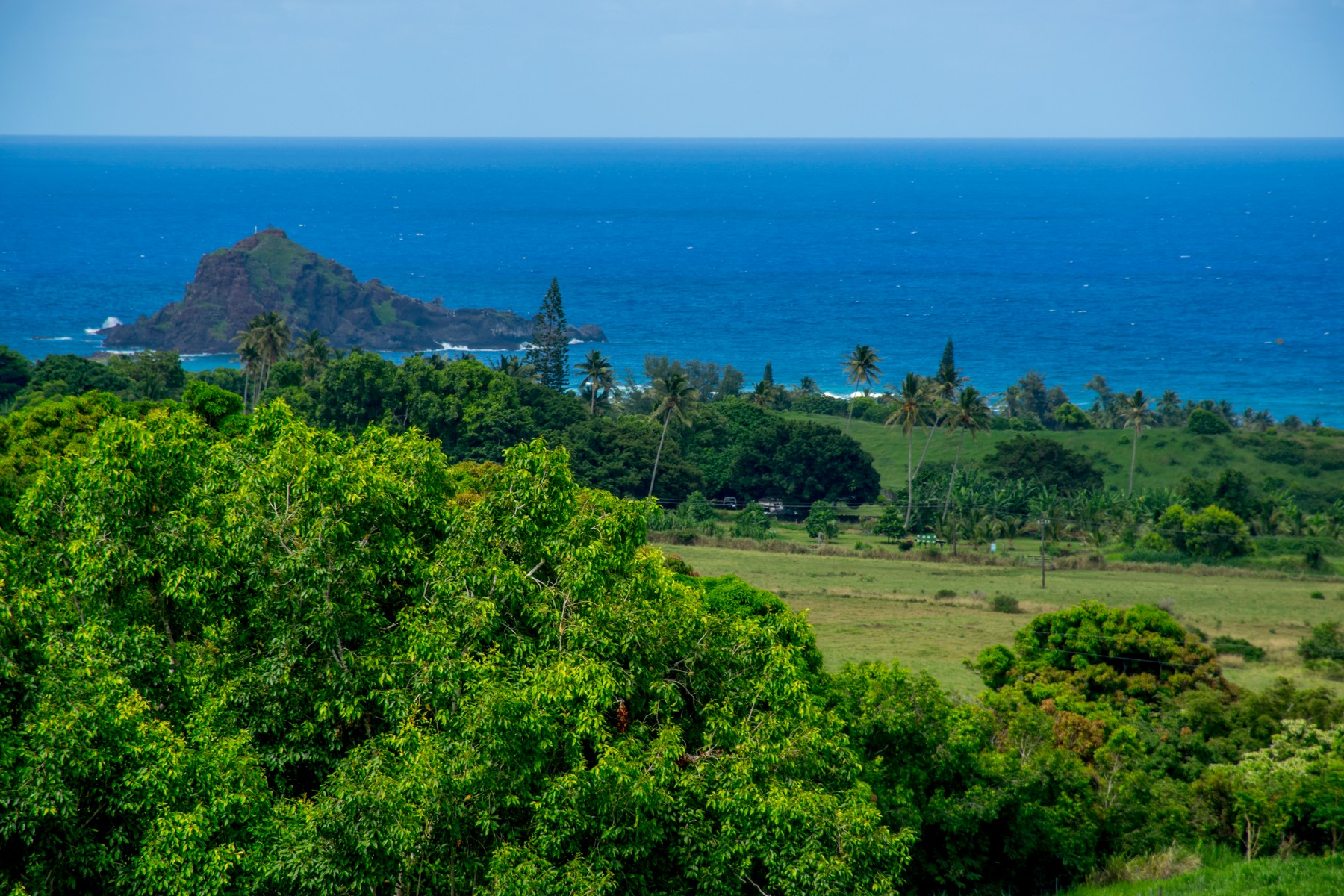 Земля для того Продажа на Over 15 Acres in Beauful Maka'alae-Hana, Maui 153 Kapia Road, Lot#4-Parcel #69 Hana, Гавайи, 96713 Соединенные Штаты