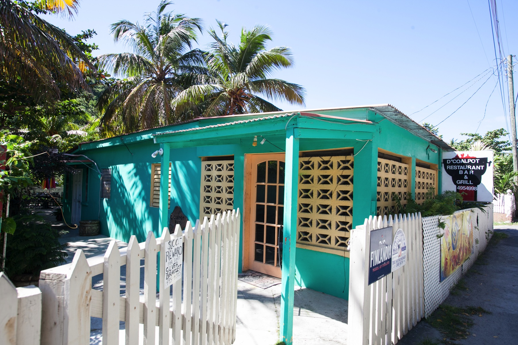 Commercial for Sale at Apple's Charm Apple Bay, Tortola British Virgin Islands