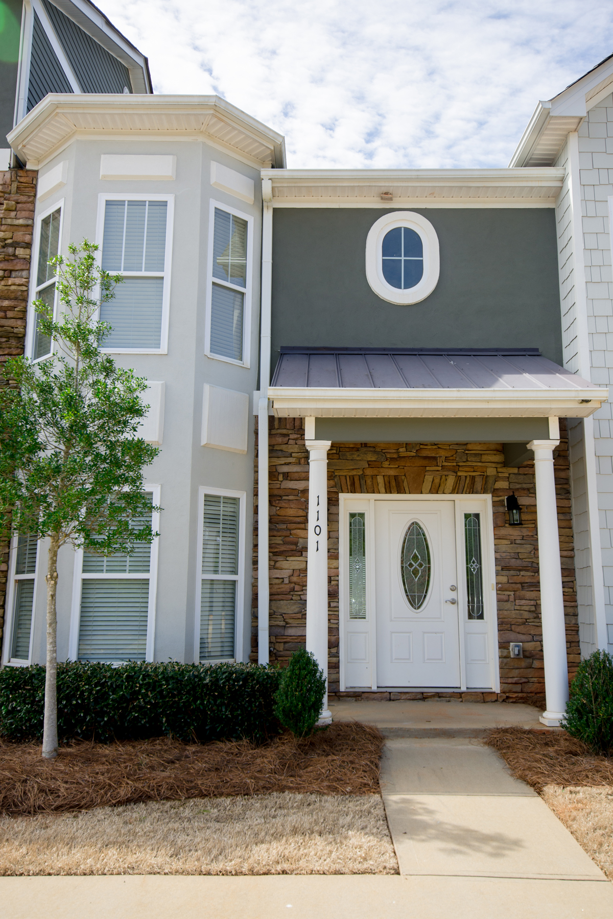 Adosado por un Venta en Lovely New Townhome Community - Lake Oconee 1101 Apple Orchard Street Greensboro, Georgia, 30642 Estados Unidos