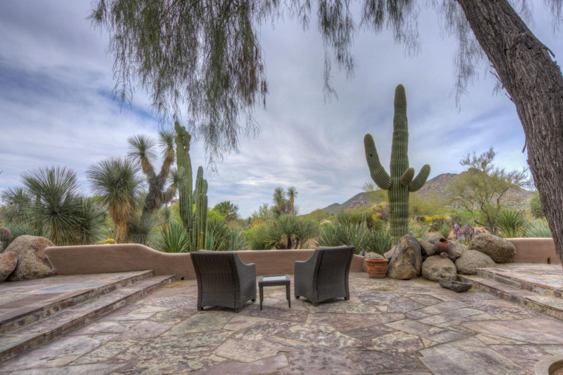 Additional photo for property listing at Southwest inspired Boulders home 1607 N Quartz Valley Dr Scottsdale, Arizona 85266 United States