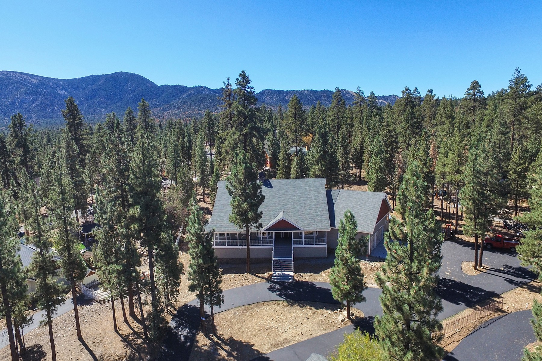 Single Family Home for Sale at 1465 Willow Glenn Ct Big Bear City, California 92314 United States