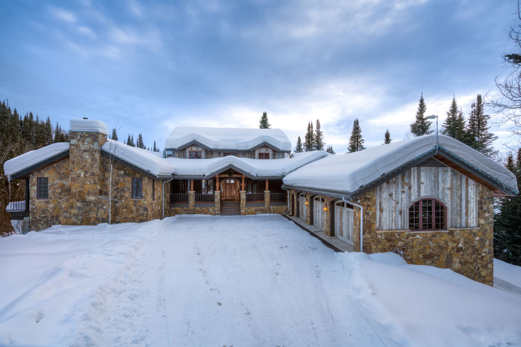 Single Family Home for Sale at Strawberry Park Jewel 32375 County Road 38 Steamboat Springs, Colorado 80487 United States