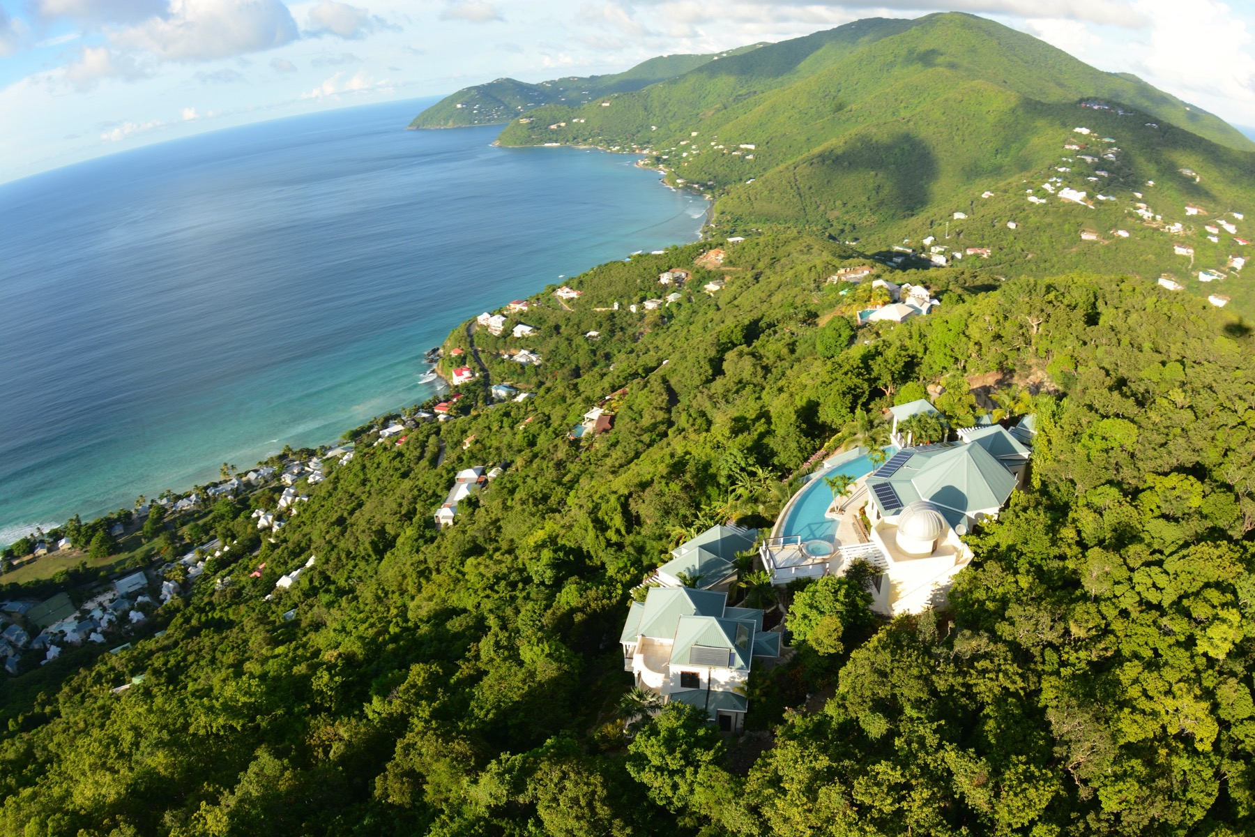 Additional photo for property listing at Celestial House Long Bay, Tortola British Virgin Islands