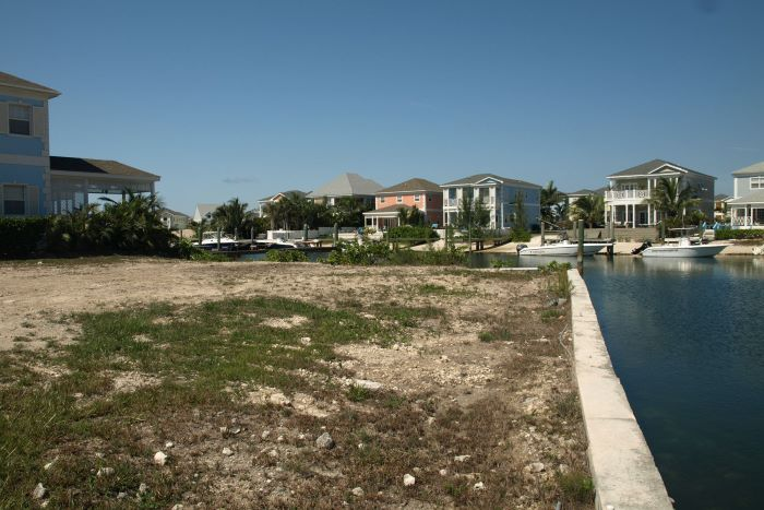 Poinciana Cay Lot #20, Sandyport