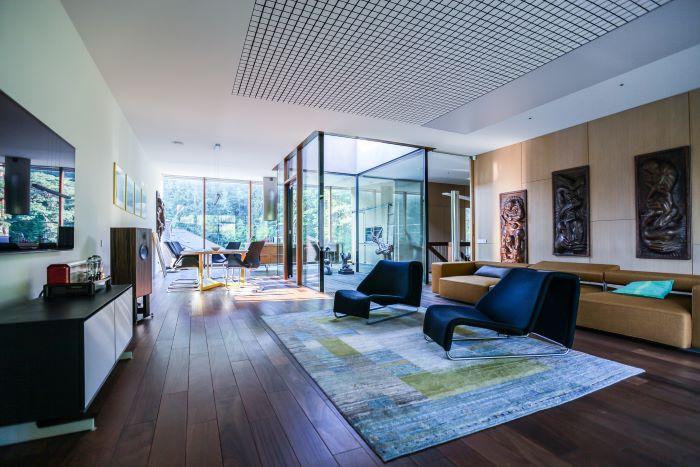 Contemporary House in Antakalnis