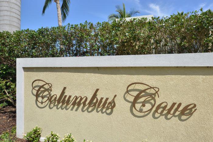 Columbus Cove #105