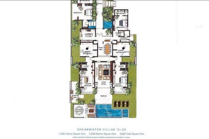 FS Four BR Residence