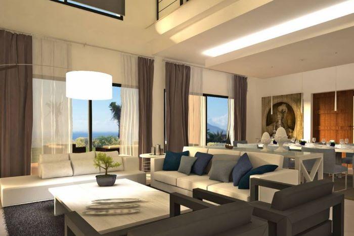 Superb Brand New villa with Fantastic Sea Views in La Alcaidesa