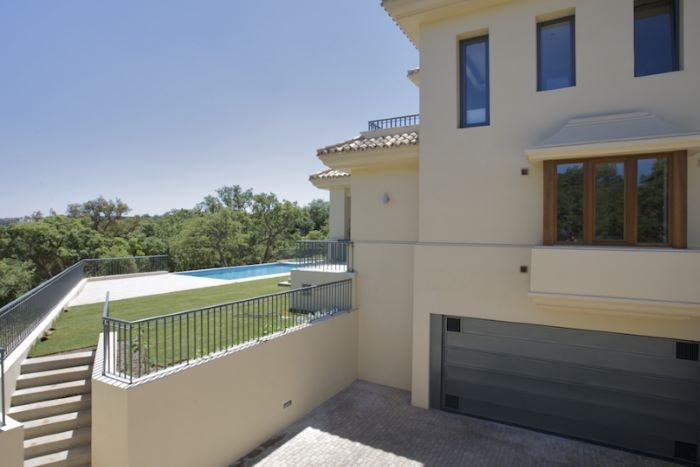 Superb villa in Sotogrande