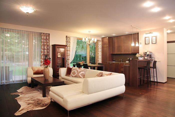 Spacious Apartment With a Privard Courtyard