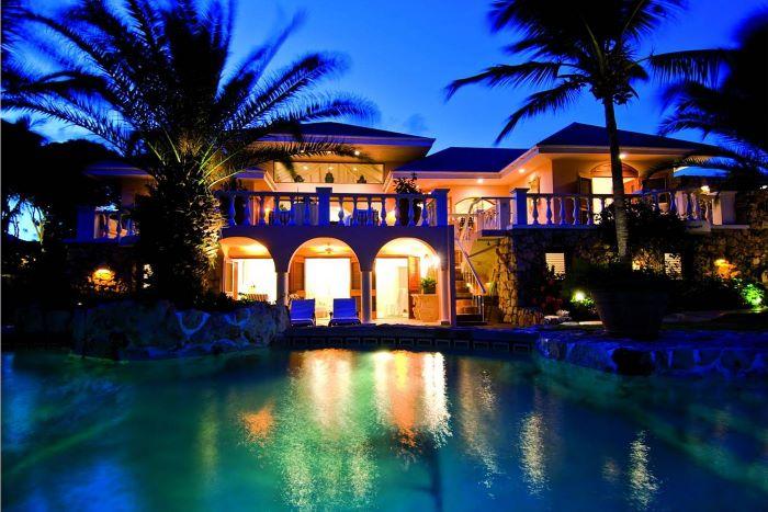 Incandescent Villa