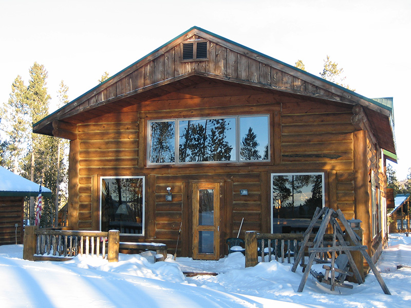 Snowmobiler's Heaven and Rental Property