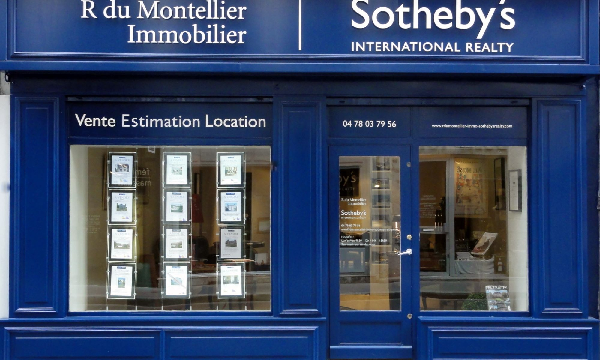 R du Montellier Immobilier Sotheby's International Realty