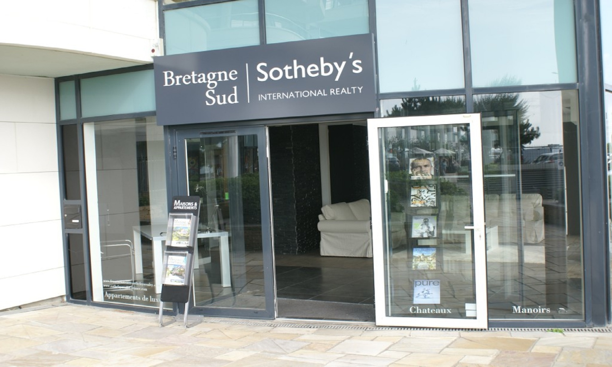 Office Bretagne Sud Sotheby's International Realty Photo