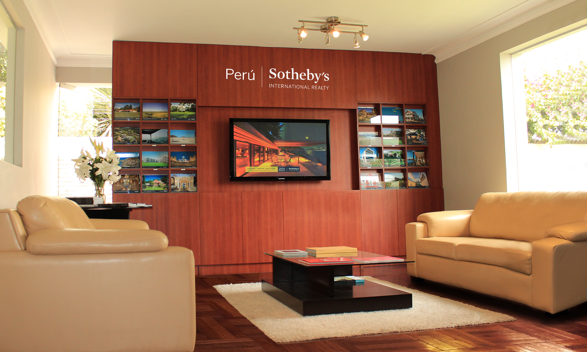 Office Perú Sotheby's International Realty Photo