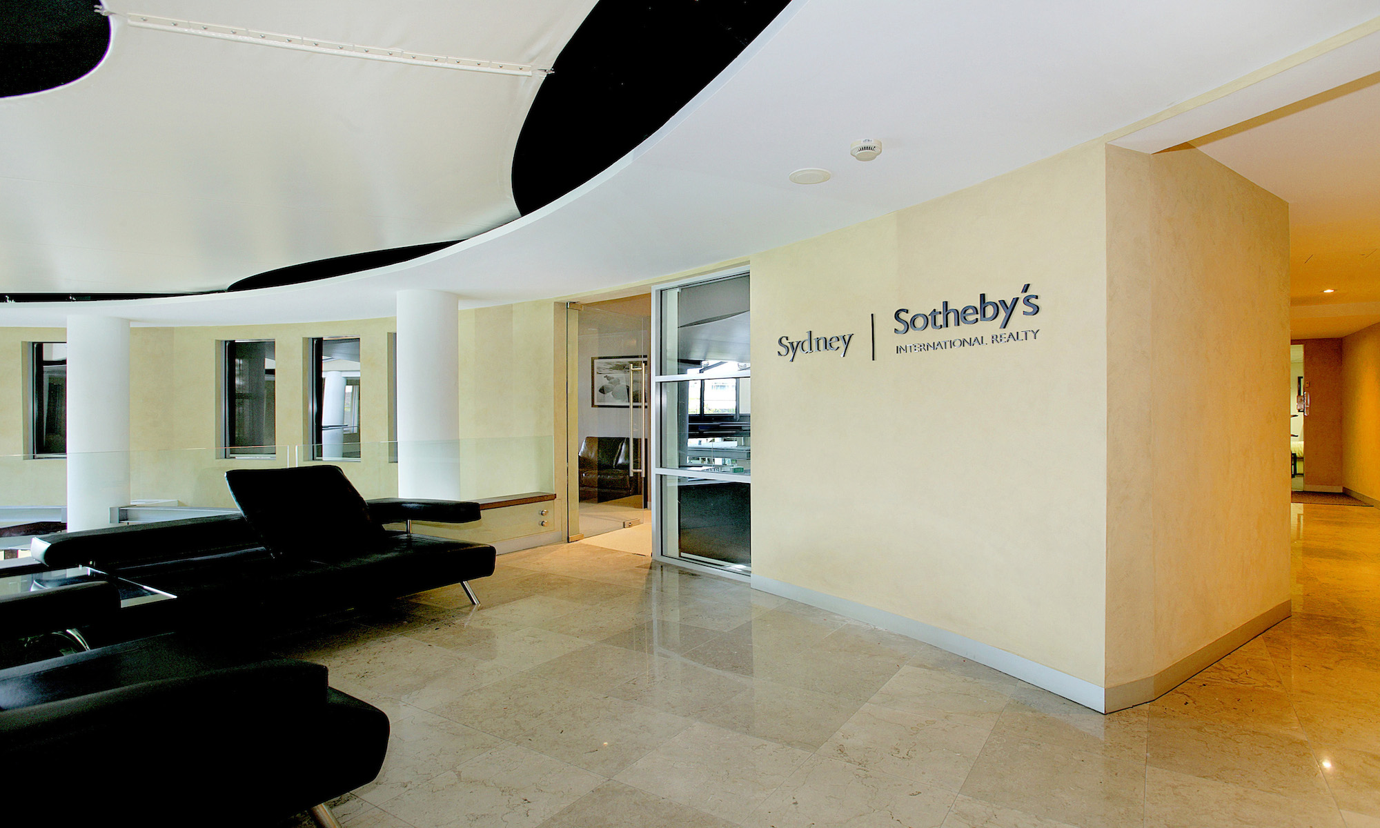 Office Sydney Sotheby's International Realty Photo