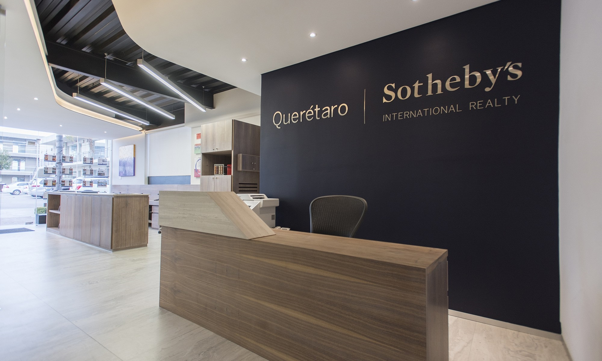 Office Queretaro Sotheby's International Realty Photo