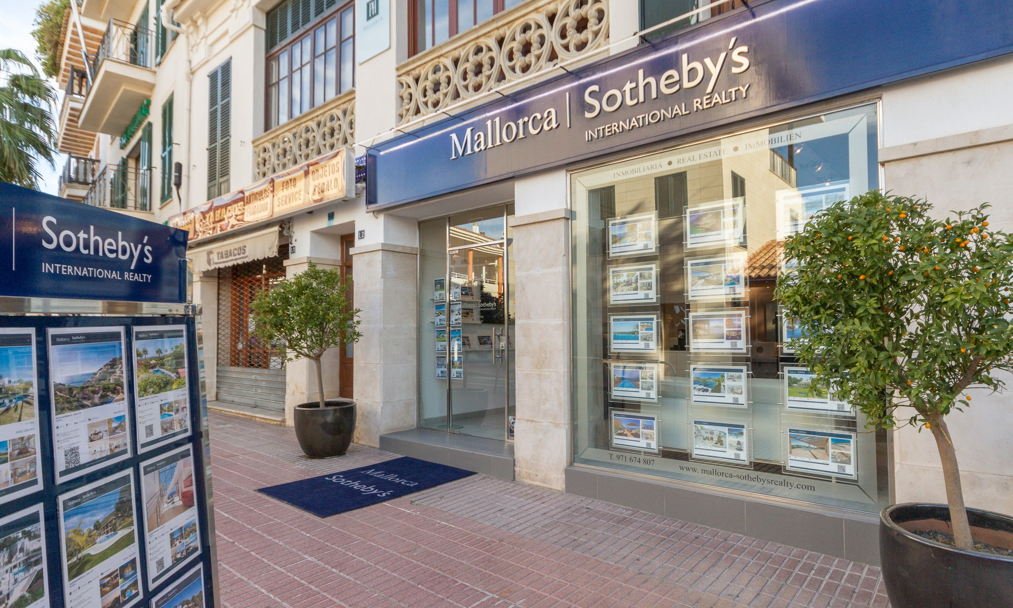 Office Mallorca Sotheby's International Realty Photo